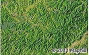 Satellite Map of Erdaoyangcha