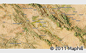 Satellite 3D Map of Calatayud