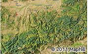 Satellite Map of Armutlu