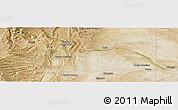 "Satellite Panoramic Map of the area around 41°43'14""N,110°25'30""W"