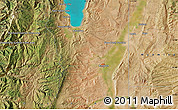 """Satellite Map of the area around 41°43'14""""N,111°16'30""""W"""