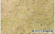 Satellite Map of Dalazi