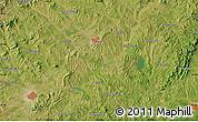 Satellite Map of Chaoyang