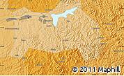 Political Map of Fushun