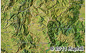Satellite Map of Dohoshisht