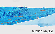 """Political Panoramic Map of the area around 41°43'14""""N,2°37'30""""E"""