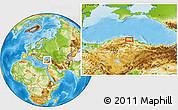 Physical Location Map of Acısu