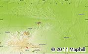 Physical Map of Mullalykuduk