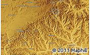 Physical Map of Dongchanglinbadui
