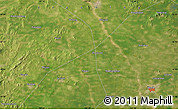 Satellite Map of Sanjiazi
