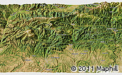"""Satellite 3D Map of the area around 42°9'30""""N,1°46'29""""E"""