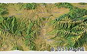 Satellite 3D Map of Buranovo