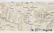 Shaded Relief 3D Map of Dolna Brestnitsa