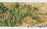 Satellite 3D Map of Arnedo