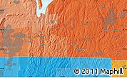 Political Map of Longmeadow