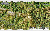 """Satellite 3D Map of the area around 42°35'40""""N,0°55'29""""E"""