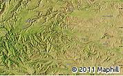Satellite Map of Danianzi
