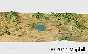 "Satellite Panoramic Map of the area around 42°35'40""N,11°58'29""E"