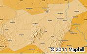 Political Map of Jinjia