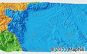 Political 3D Map of Babinë