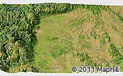 Satellite 3D Map of Babinë
