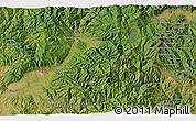 Satellite 3D Map of Chudintsi