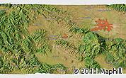 Satellite 3D Map of Dragomirovo