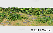 "Satellite Panoramic Map of the area around 42° 35' 40"" N, 24° 43' 30"" E"
