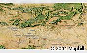 Satellite 3D Map of Logroño