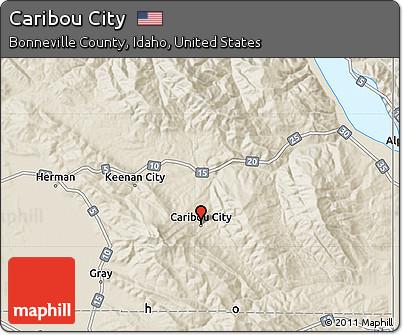 Caribou City Idaho