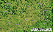 Satellite Map of Xilin