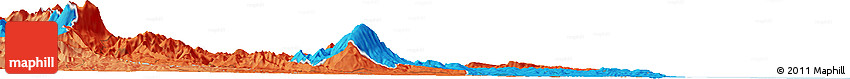 Political Horizon Map of Tolentino