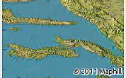 "Satellite Map of the area around 43°1'43""N,17°4'30""E"