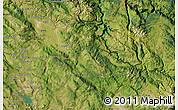 Satellite Map of Stolac