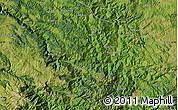 Satellite Map of Babljak