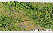 Satellite 3D Map of Gabrovnitsa