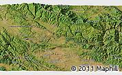 Satellite 3D Map of Bov