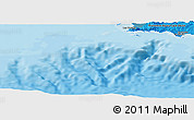 """Political Panoramic Map of the area around 43°1'43""""N,5°10'30""""E"""