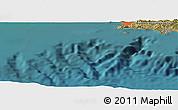 "Satellite Panoramic Map of the area around 43°1'43""N,5°10'30""E"