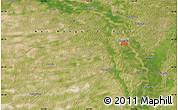 "Satellite Map of the area around 43°27'40""N,123°19'29""E"
