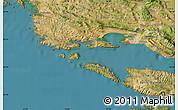 Satellite Map of Trogir