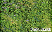 "Satellite Map of the area around 43°27'40""N,19°37'30""E"
