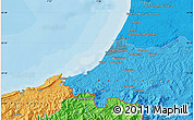 Political Map of Urt