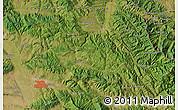 Satellite Map of Granichak