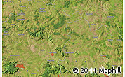 "Satellite Map of the area around 43°27'40""N,27°16'29""E"