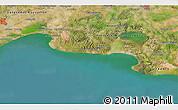 Satellite 3D Map of Pont de Chamet