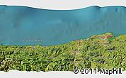 Satellite 3D Map of Santander