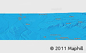 """Political Panoramic Map of the area around 43°27'40""""N,74°1'30""""E"""