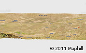 "Satellite Panoramic Map of the area around 43° 27' 40"" N, 75° 43' 29"" E"