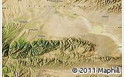 "Satellite Map of the area around 43°27'40""N,87°37'30""E"